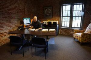 scheffey private office