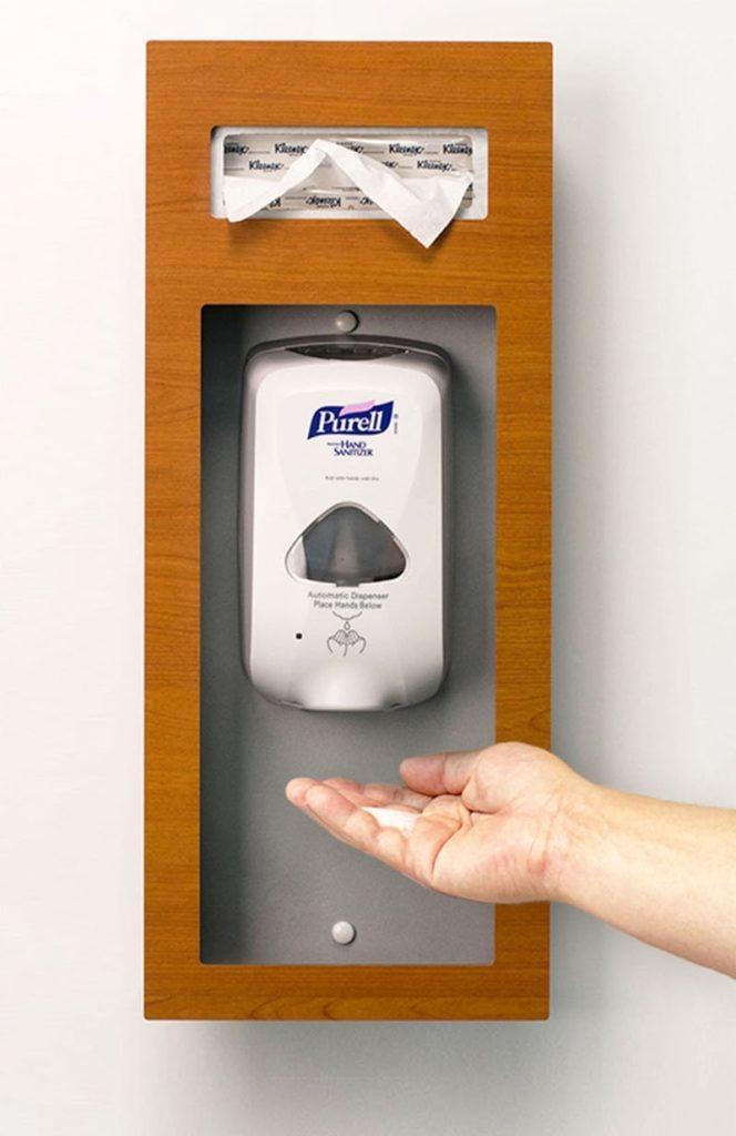 takeform hand sanitizer