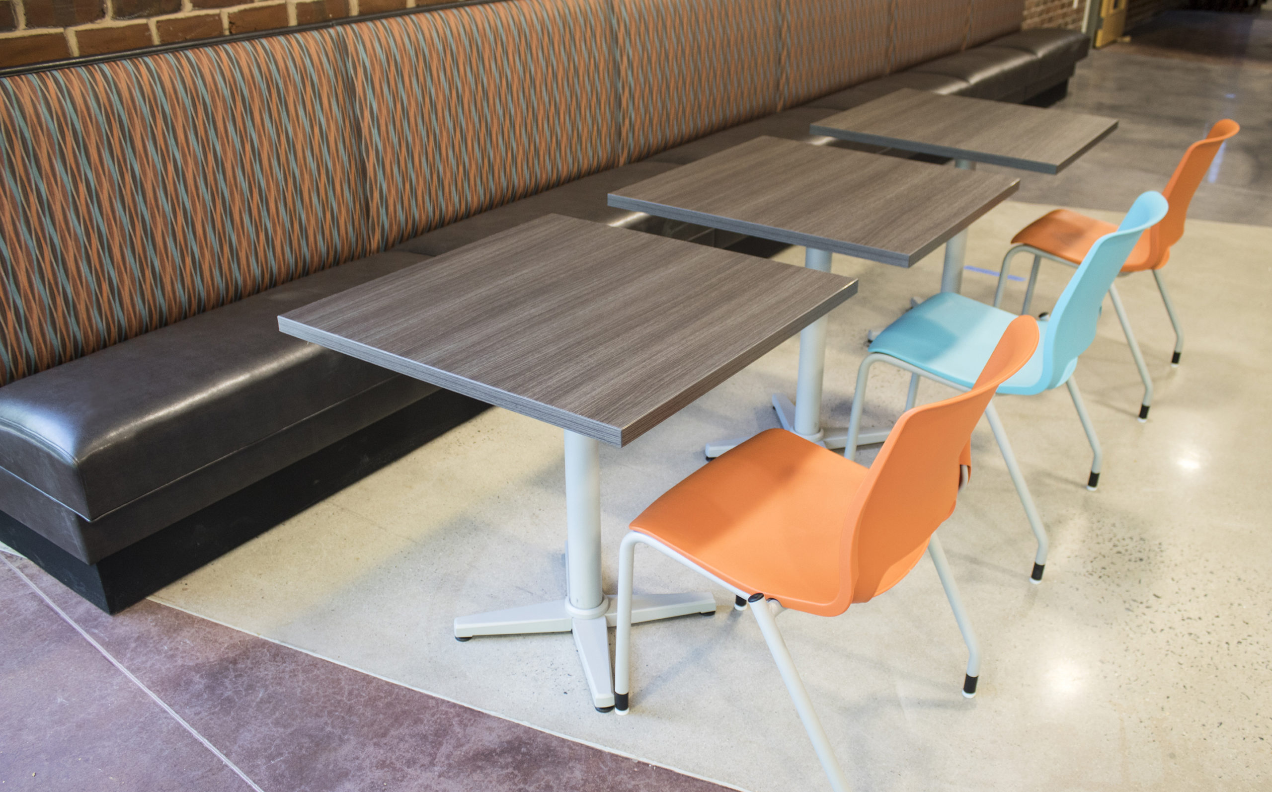 Employee Breakroom Tables and Chairs