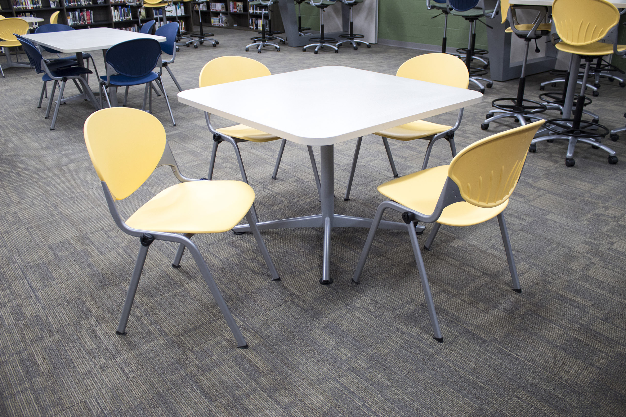 Footings Collaborative Table and Cinch Chairs - Copy