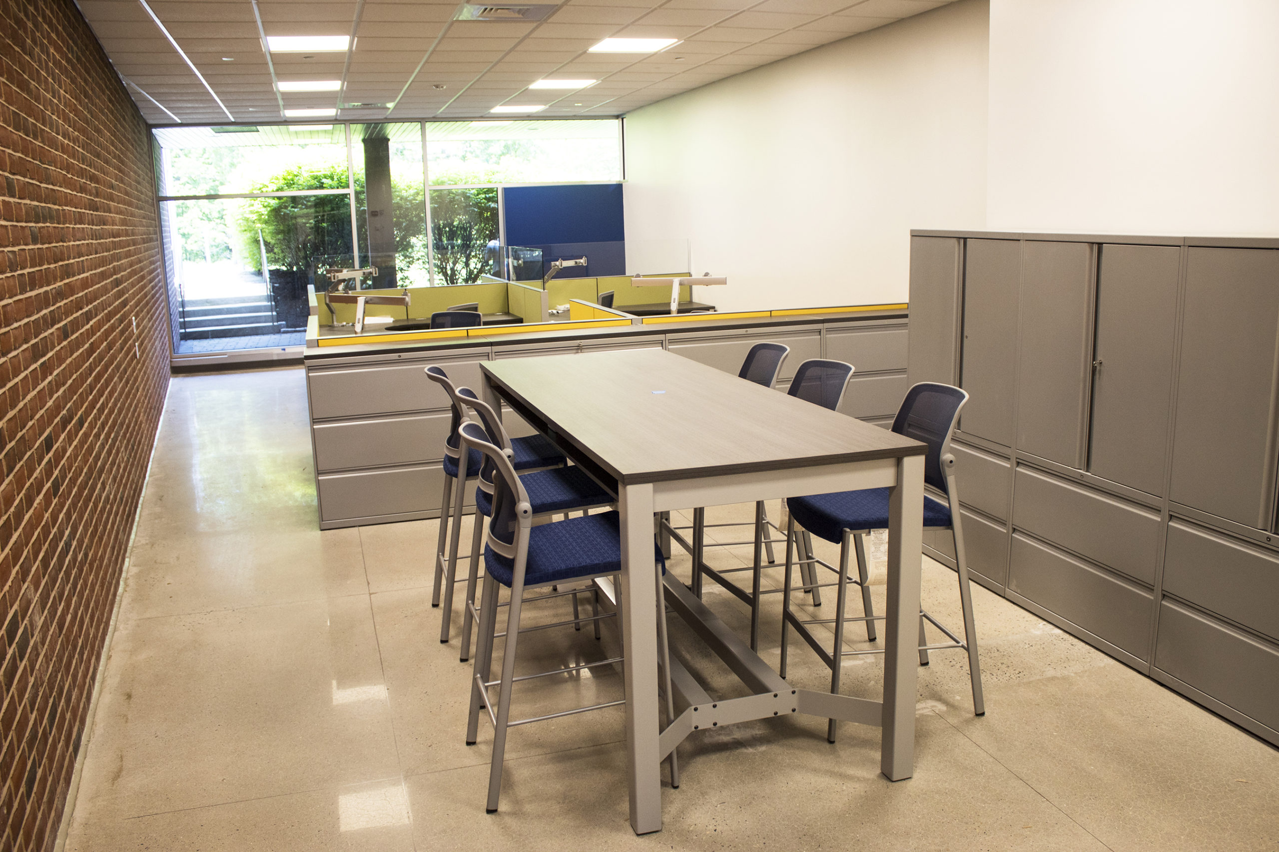 Four Person Office