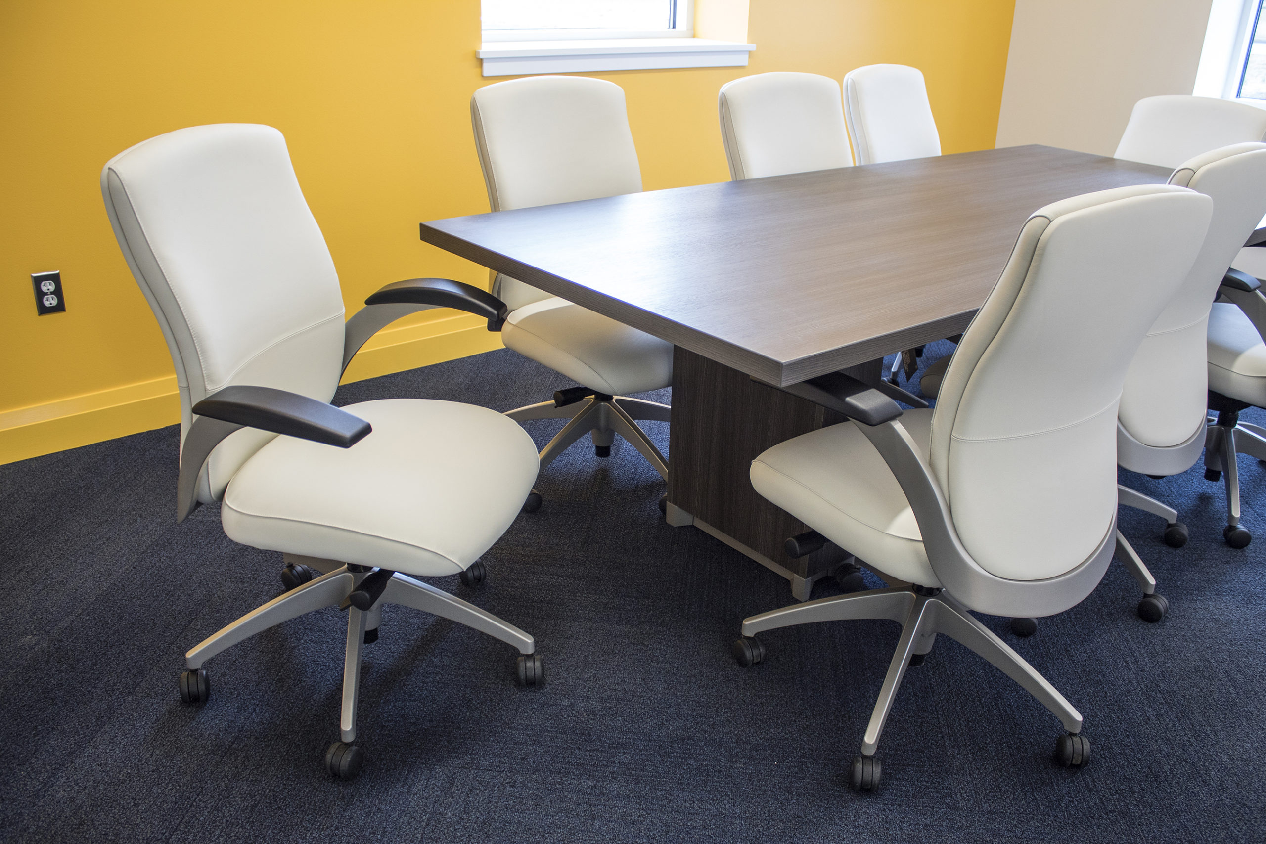 Transteck Conference Table and Chair