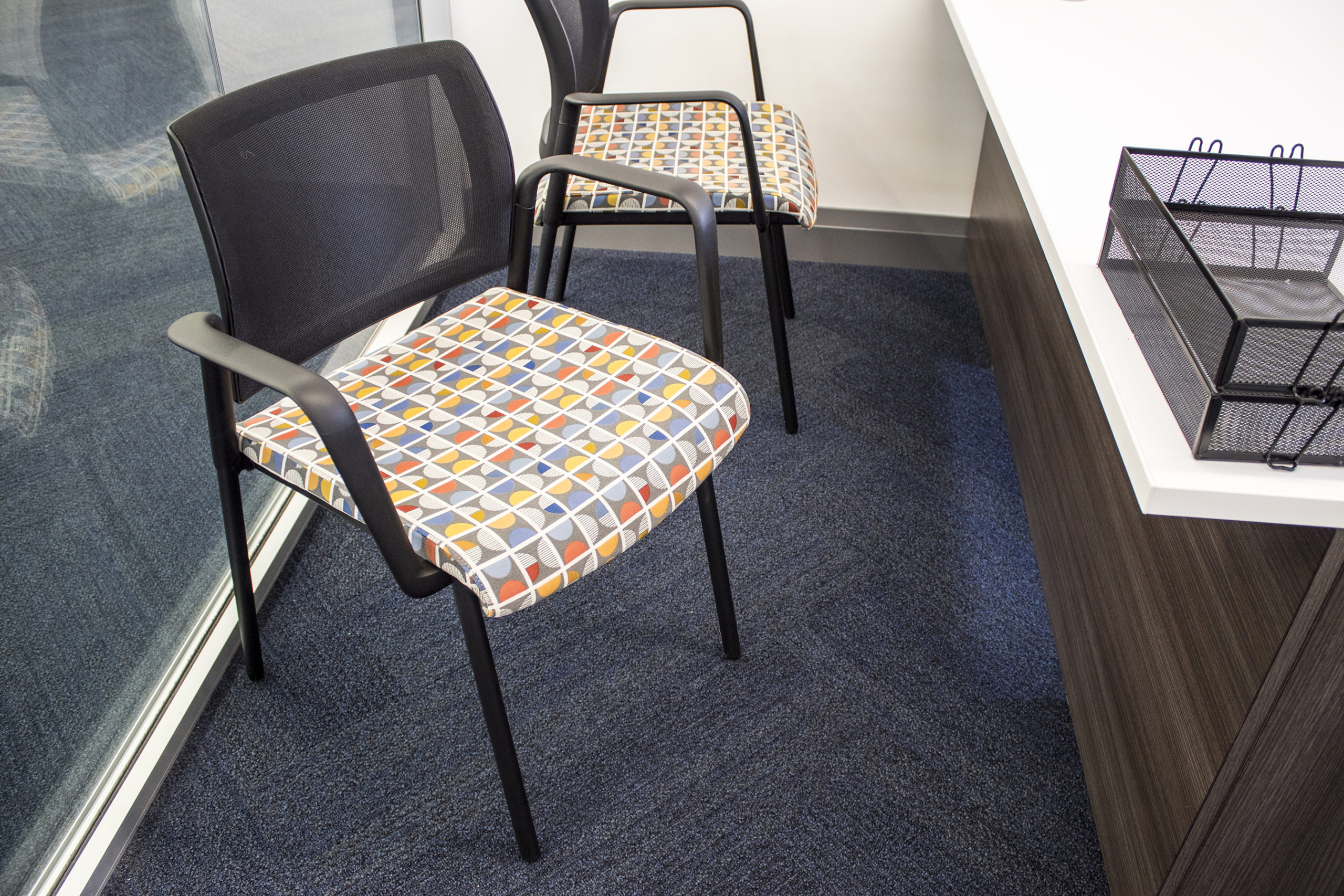 Transteck Private Office Guest Chairs 2